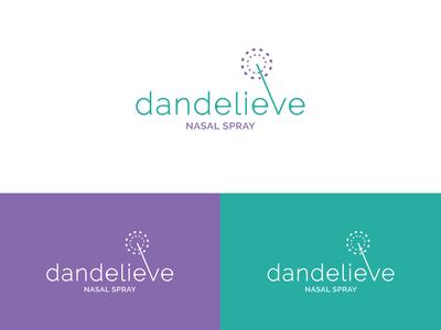 Dandelieve Logo Design