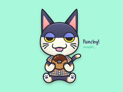 Punchy the Cat