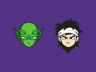 Piccolo & Kid Gohan