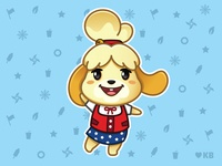 July 4th Isabelle