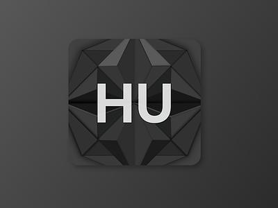 Geometric icon for fun  icon vector illustration logo branding design ui sketch ux interface