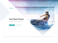 Home page JetSurf