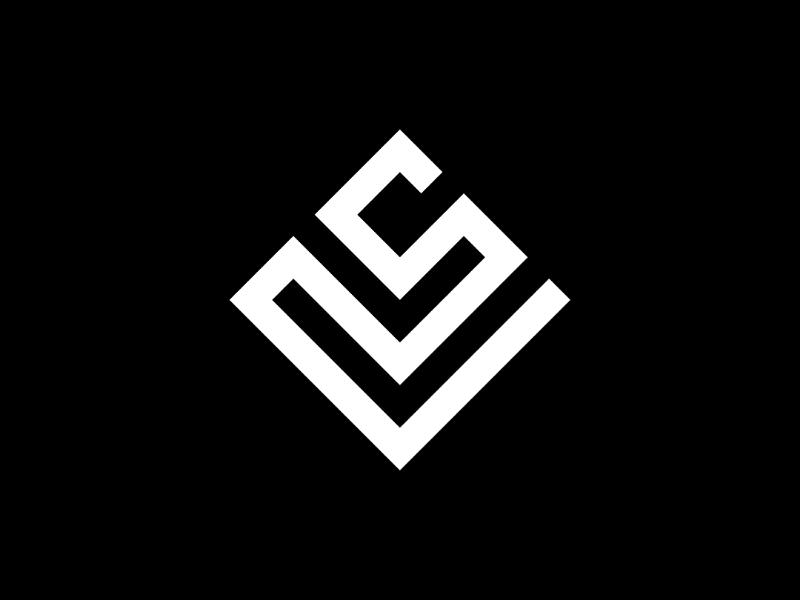 Lettermark L & S logo monogram logodesign