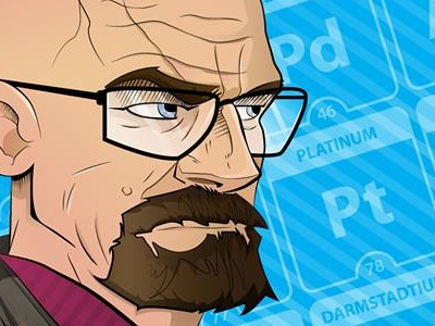The one who knocks breaking bad walter white