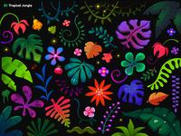 Garmin | Adventure Trail / 01A. Jungle Props