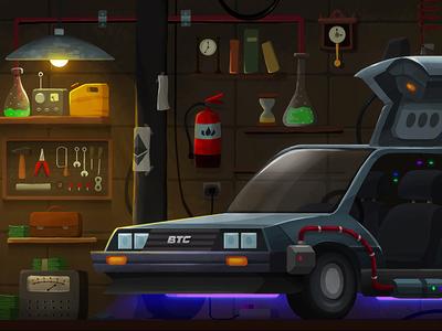 Crypto-Tower / 02. Doc's Garage (B)
