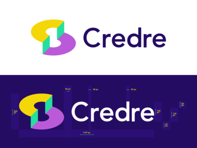 Credre Horizontal Logo