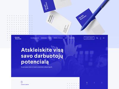 Alna Business