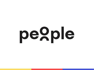 Employer Branding Agency colors symbol consulting strategy recruitment agency employer branding employer people typography logotype logo