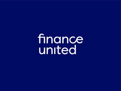 Finance United branding