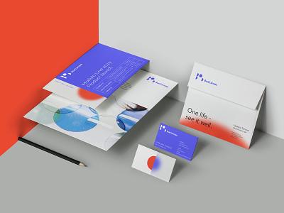 Bod Lenses Branding blue red manufacture lasers eyeglasses lenses optical stationary branding