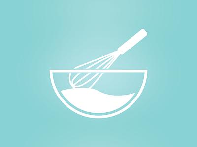 Bake! icons illustration flat glyphs design food baking