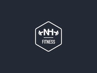 NH Fitness Logo