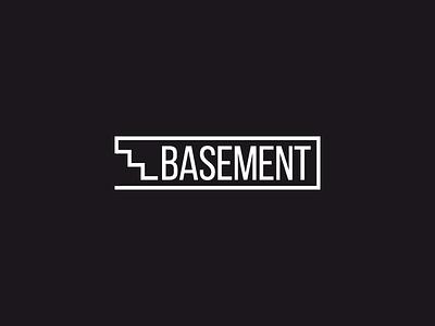 Basement Logo branding design logo