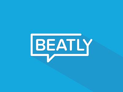 Beatly Logo branding design logo