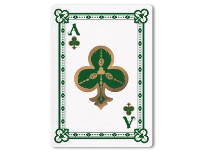 44A Trump card / Clover A