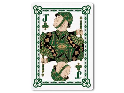 44A Trump card / Clover J