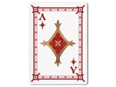 44A Trump card / Diamond A