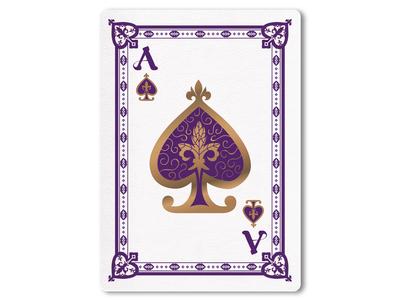 44A Trump card / Spade A