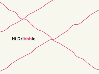 Hi Dribbble, this is June 👋🏻