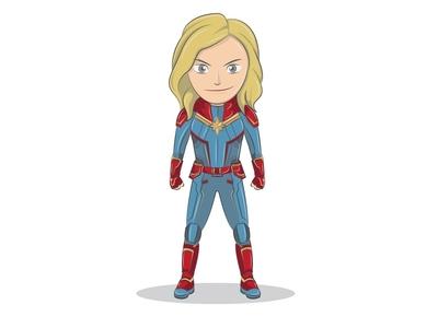 Captan Marvel