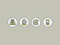 B&Y Services Icons