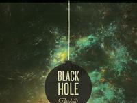 Black hole friday poster