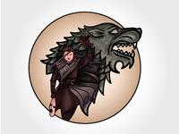 Game of Thrones | Arya stark