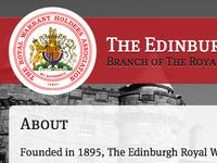 The Edinburgh Royal Warrant Holders Association - Shot 1