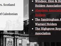 The Edinburgh Royal Warrant Holders Association - Shot 3