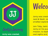 Jonty's Journey