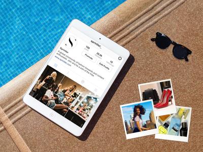 Sprintler Instagram Launch