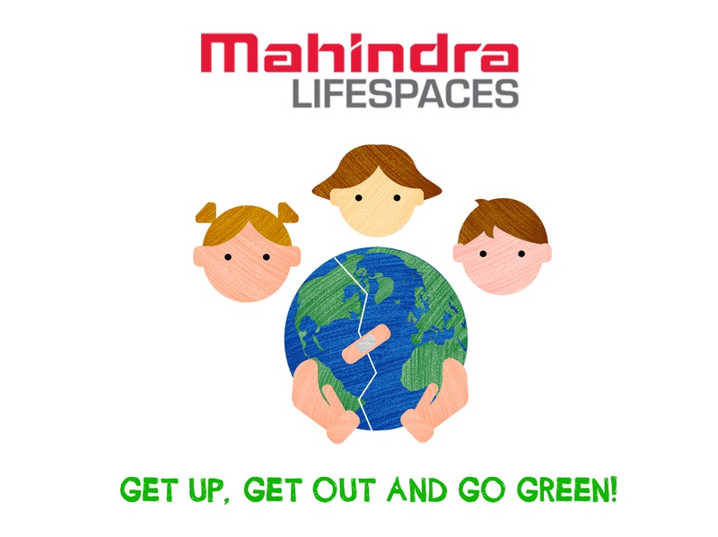 Mahindra Green Army • 2D Motion Graphic Video motion video real estate 2d design graphic design motion graphics motion graphic design motion graph motion graphic animation art video production animation after effects video animation 2d animation animation motion animation video corporate content digital design