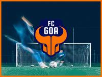 FC GOA • Team Launch Event Invite & Print Ad Design