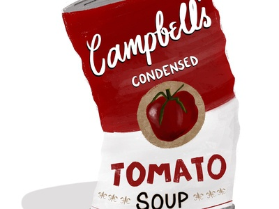 Illustration - Campbell's Soup