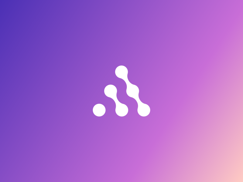 Audience Republic Logo startup icon design branding logo identity