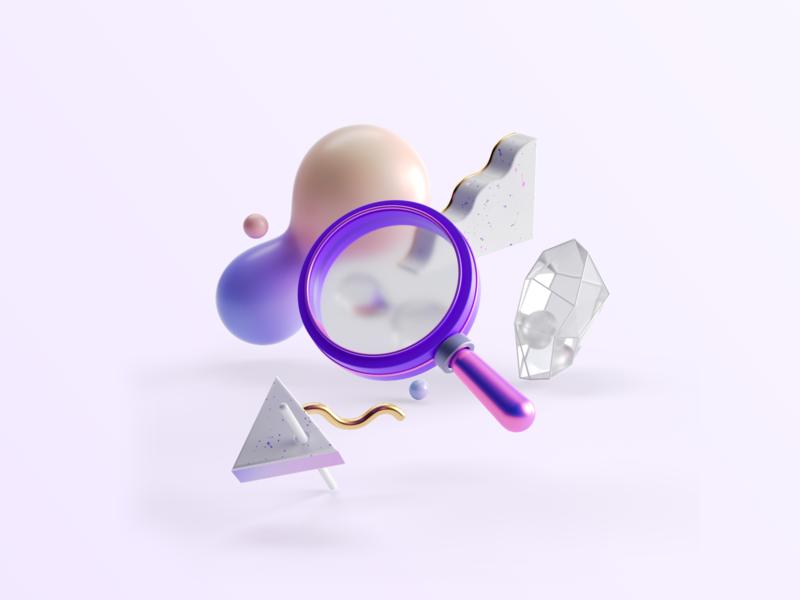 Audience Republic Illustration Series startup startup branding 3d illustration 3d design identity branding illustration