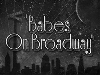 Babes on Broadway • 1941 • Movie Title