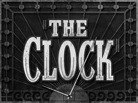 The Clock • 1945 • Movie Title