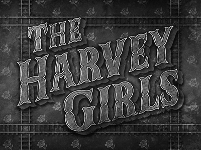 The Harvey Girls • 1946 • Movie Title