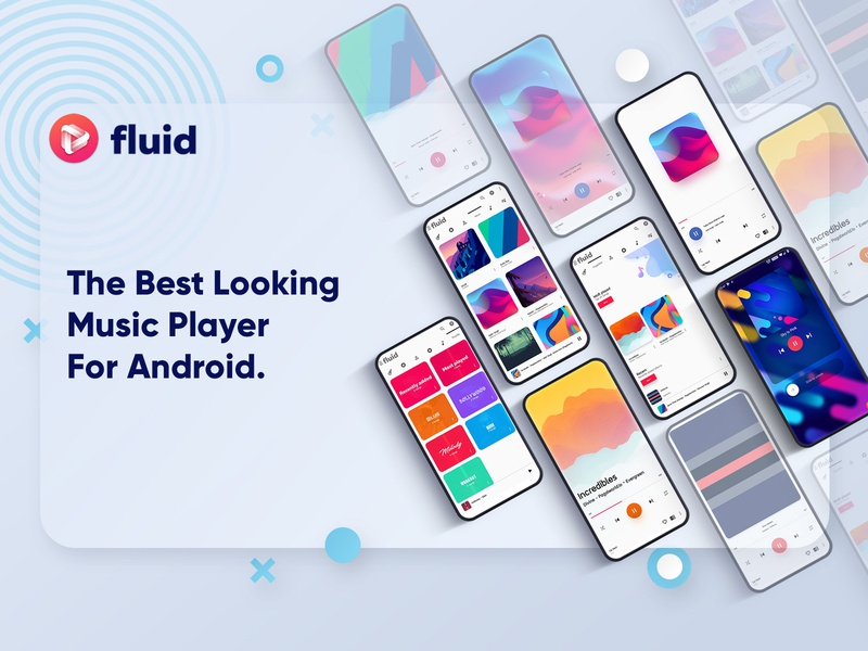 Fluid Music Player for Android