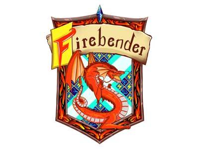 Firenation Crest Fin Snapshot harry potter hogwarts avatar the last airbender l figueroa illustration