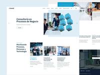 Linnoit - Website webdesign web website ui ux ui uidesign