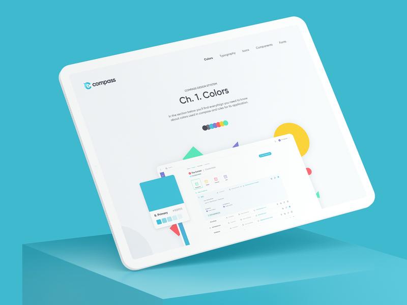 comPass Design System design system web app web design user experience design user interface design web design ux ui