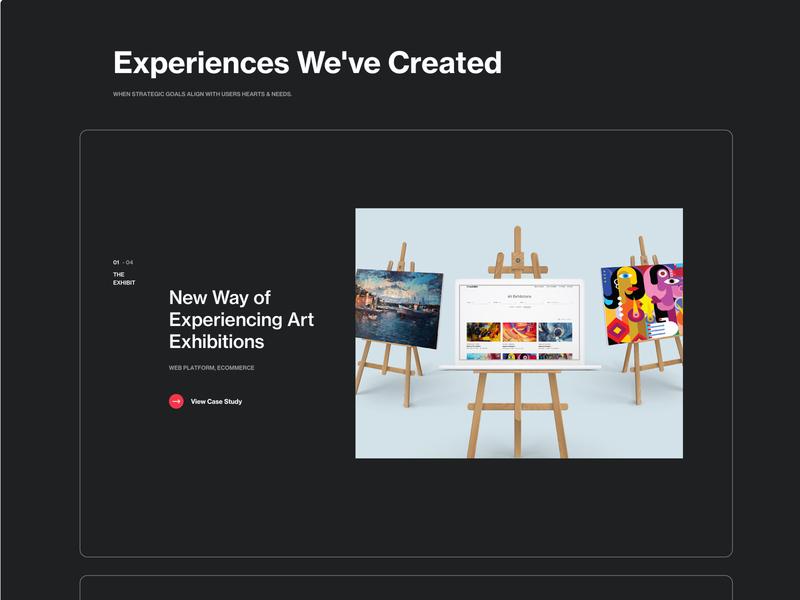Northwest web design website digital agency website portfolio website portfolio digital agency web ux ui design