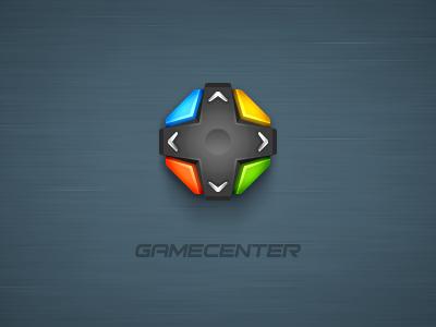 Gamecenter icon logo game gamecenter