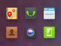 Mobile Icons 2