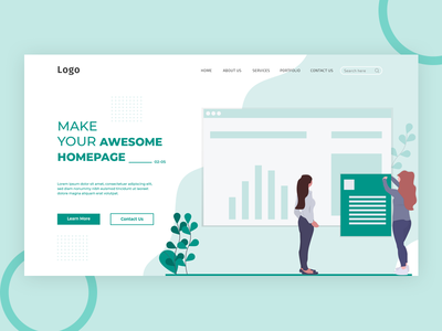 Banner homepage