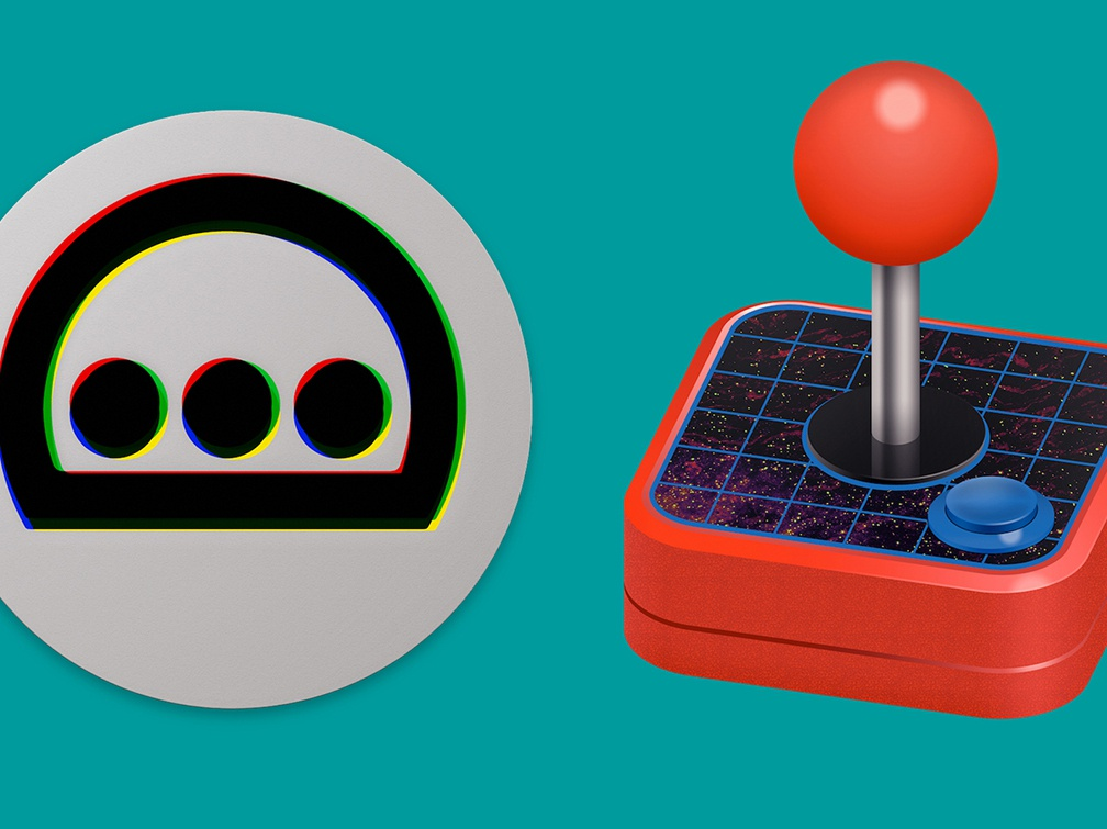 Skeuomorphic Icon Graphics Design Part 2 mac photoshop vintage n64 red grid controller port joystick openemu emulator nintendo 64 retro ui branding 3d app photorealistic design vector illustration