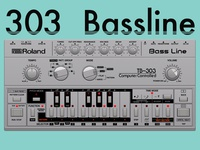 TB-303 Vector Photorealistic Illustration